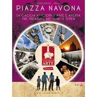 Safari d'arte Roma - Percorso Piazza Navona