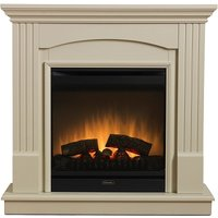 Dimplex CDW16E Chadwick Optiflame Electric Fireplace Suite