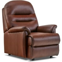 Sherborne Keswick Petite Leather Fixed Chair