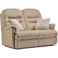 Sherborne Keswick Petite Fabric Fixed 2 Seater Sofa