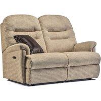 Sherborne Keswick Petite Fabric Electric Reclining 2 Seater Sofa