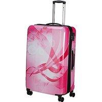 Check In Atlantis 4-Rollen-Trolley 77 cm - pink