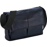 Bugatti John D. Messenger Bag 32 cm - blau