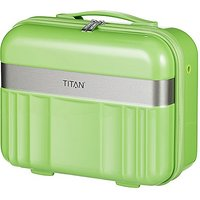 Titan Spotlight Flash Beautycase 38 cm - flashy kiwi