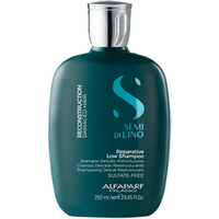 Shampoo sem Sulfato Alfaparf Semi di Lino Reconstruction Reparative Low 250ml