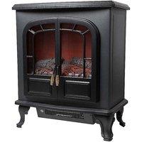 2 Door Fireplace Heater by Warmlite