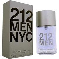 212 Mens Eau de Toilette by Carolina Herrera