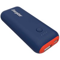 5000mAh Power Bank - Blue/Orange by Energizer