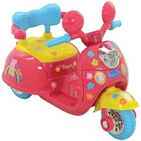 6v Battery Operated Trike by Peppa Pig