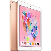 Apple iPad (2018) 9.7in Tablet Wi-Fi 32GB - Gold