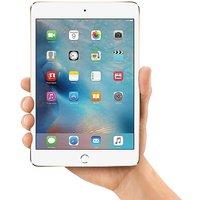 Apple iPad Mini 4 7.9in Tablet Wi-Fi 128GB - Silver