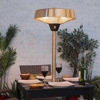 Copper Table Top Heater by La Hacienda