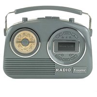 Devon DAB/FM Radio by Steepletone - Grey