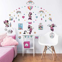 Disney Minnie Mouse Wall Stickers by Walltastic
