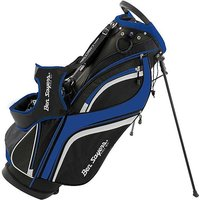 DLX Stand Bag - Black & Blue by Ben Sayers