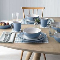 Elements Tableware - 12 Piece Set by Denby