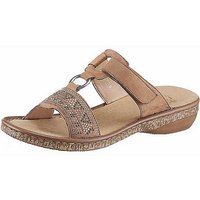 Ethnic Style Mules by Rieker