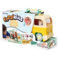 Fuzzikins Craft Campervan Carry Case by Interplay