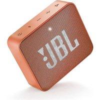GO 2 Compact Portable Speaker - Orange by JBL
