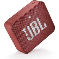 GO 2 Compact Portable Speaker - Red by JBL