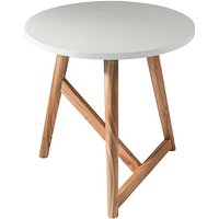 Hamar Round Side Table by Hudson Living