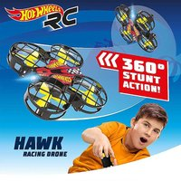 Hawk Remote Control Racing Drone by Hot Wheels