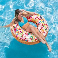 Inflatable Sprinkle Donut Tube by Intex