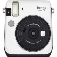 Instax Mini 70 Instant Camera by Fuji - White