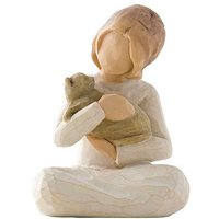 Kindness Girl Ornament by Willow Tree