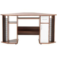 Lyndon Computer Table Corner Desk by Alphason