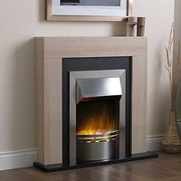 Marbello Electric Fire Suite by Glen Dimplex
