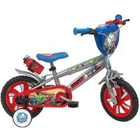 Marvel Avengers 12 ins Bicycle