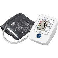 Medical Upper Arm Blood Pressure Monitor by AND