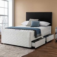 Miracoil Classic Comfort Divan by Silentnight
