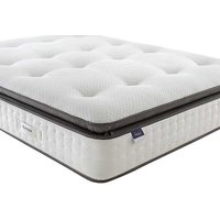 Miracoil Geltex PillowTop Mattress by Silentnight