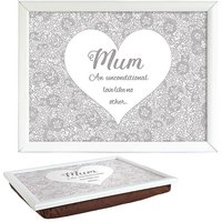 Mum Lap Tray by Said with Sentiment