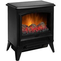 Optiflame Casper Black Stove by Dimplex