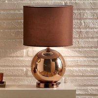 Ostend Gold Table Lamp