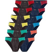 Pack of 12 Briefs by Le Jogger