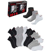 Pack of 20 Sport & Ankle Socks by H.I.S