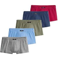 Pack of 5 Boxer Shorts by H.I.S