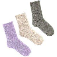 Pack of 5 Cuddly Socks by Lavana