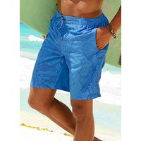 Printed Swimming Shorts by Chiemsee
