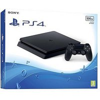 PS4 500GB Slimline Console (3+) by Sony
