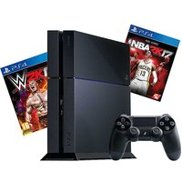 PS4 Console Bundle 6 (16+) by Sony
