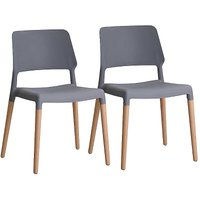 Riva Pair of Dining/Occasional Chairs