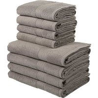Set of 8 'Juna' Hand Towel by My Home