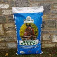 Shredded Horse Manure - 60 Litre
