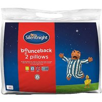 Silentnight Bounceback Pair of Pillows