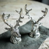 Stag Head Cruet Set by Culinary Concepts